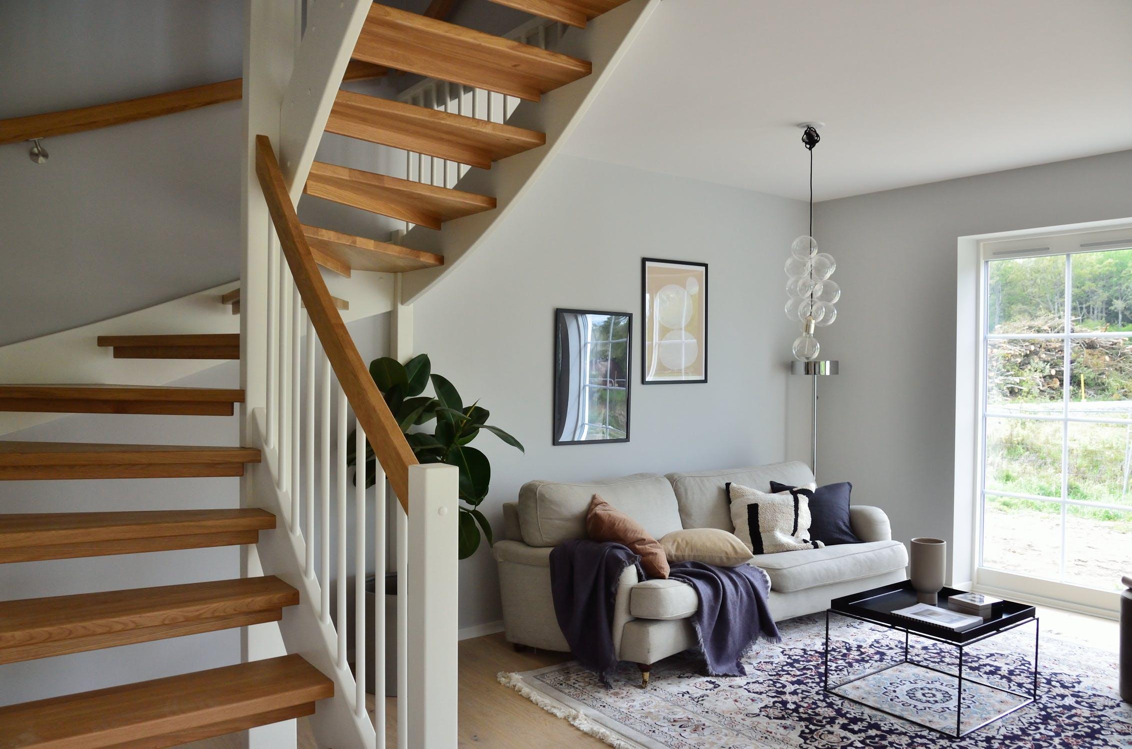 scale su misura casa design
