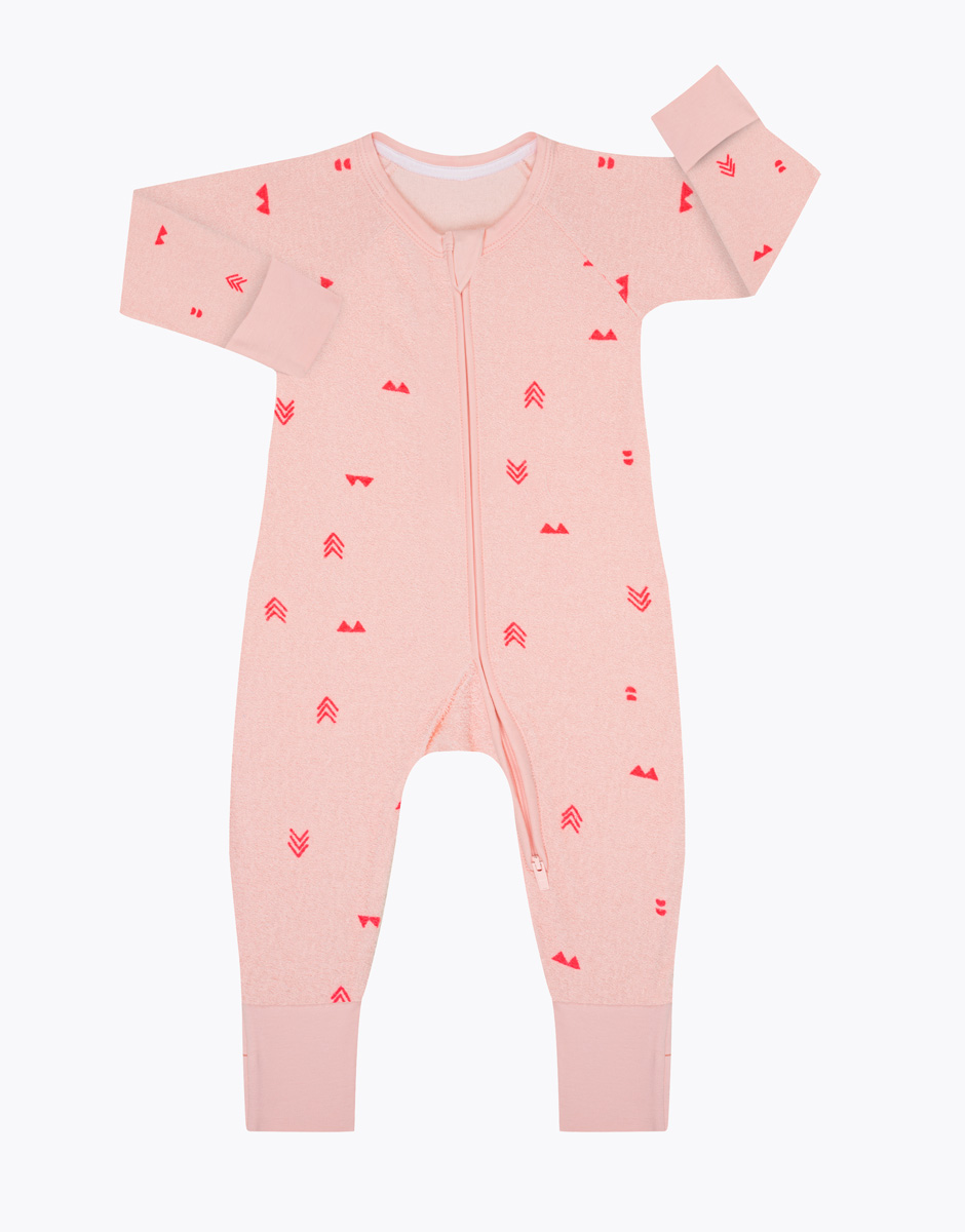 tutina neonato lovable baby cotone