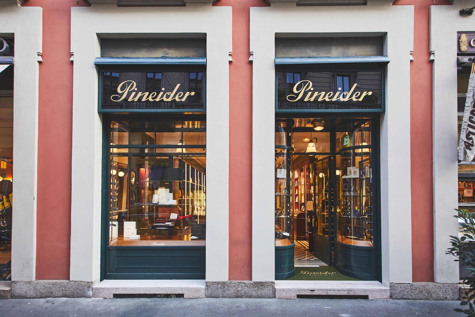 Pineider Via Manzoni, 12 Milano