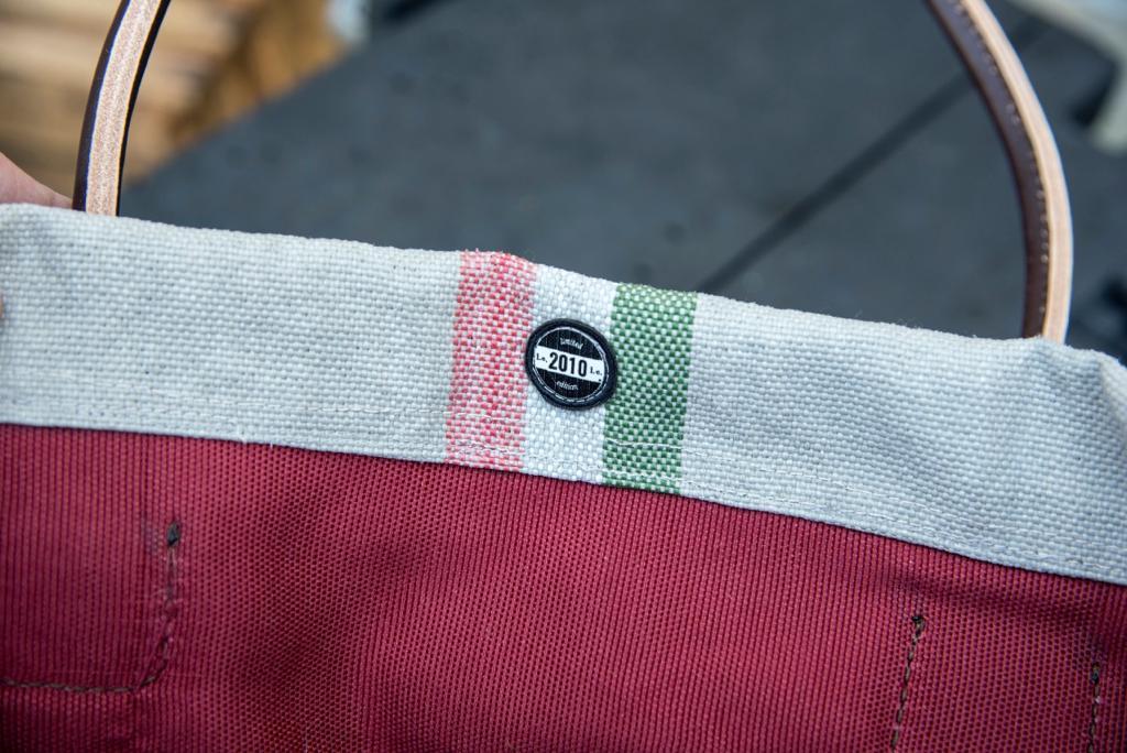 borsa sacco yuta poste italiane 2010 limited edition originale