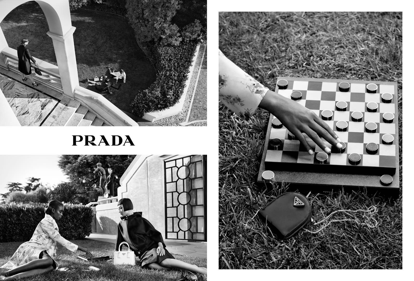 campagna pubblicitaria prada steven meisel fotografo di moda