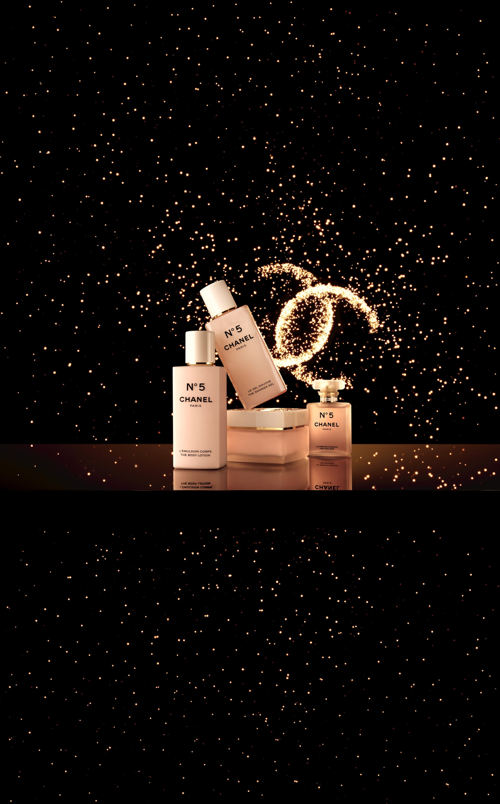 chanel n°5 holidays