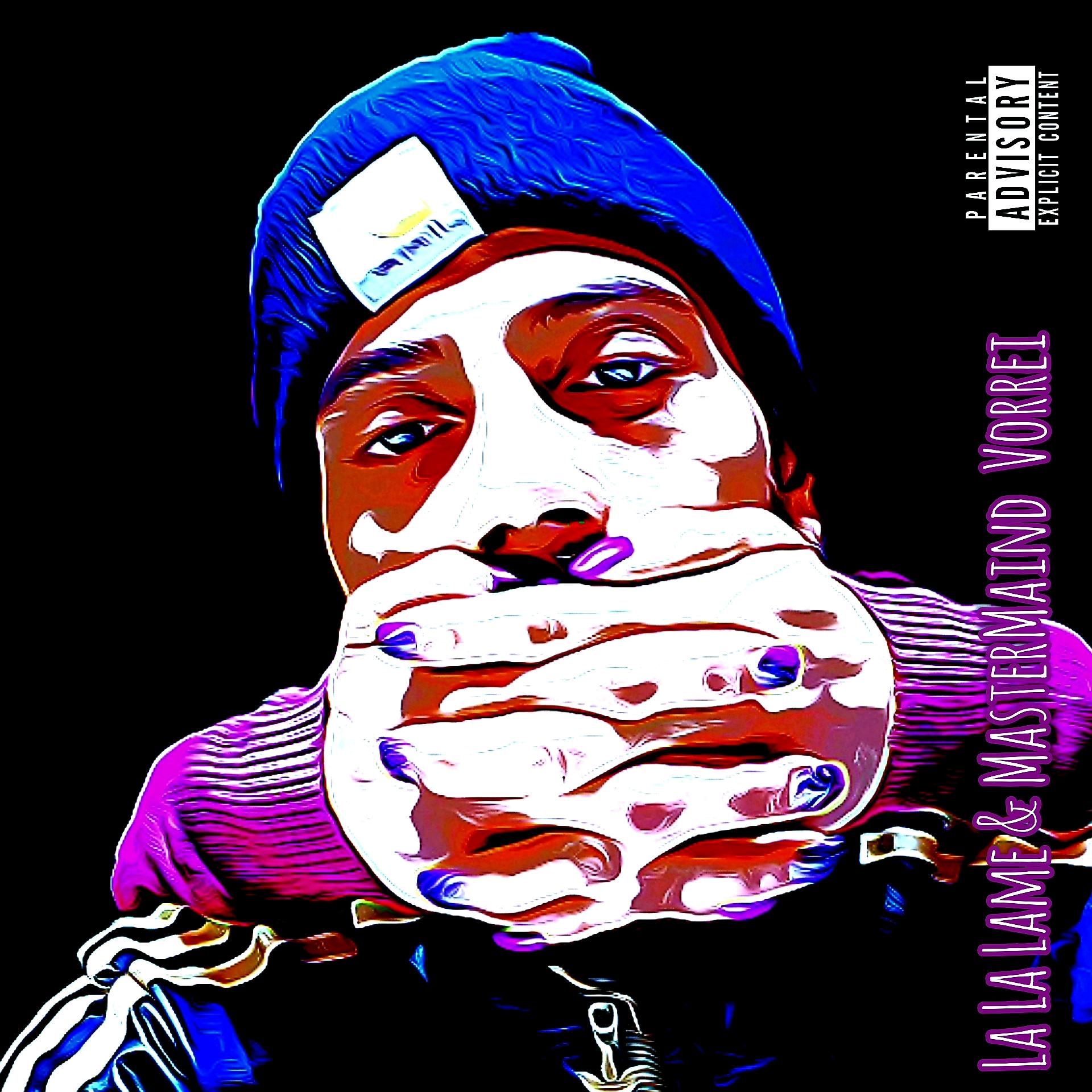 la la lame rapper spotify