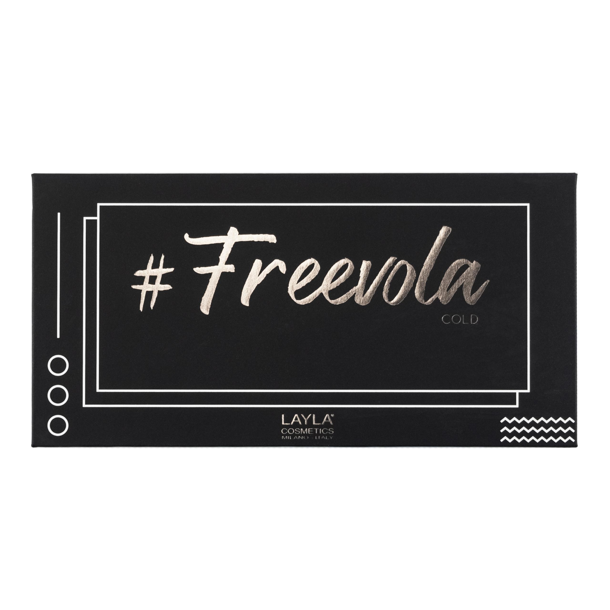freevola palette layla cosmetics