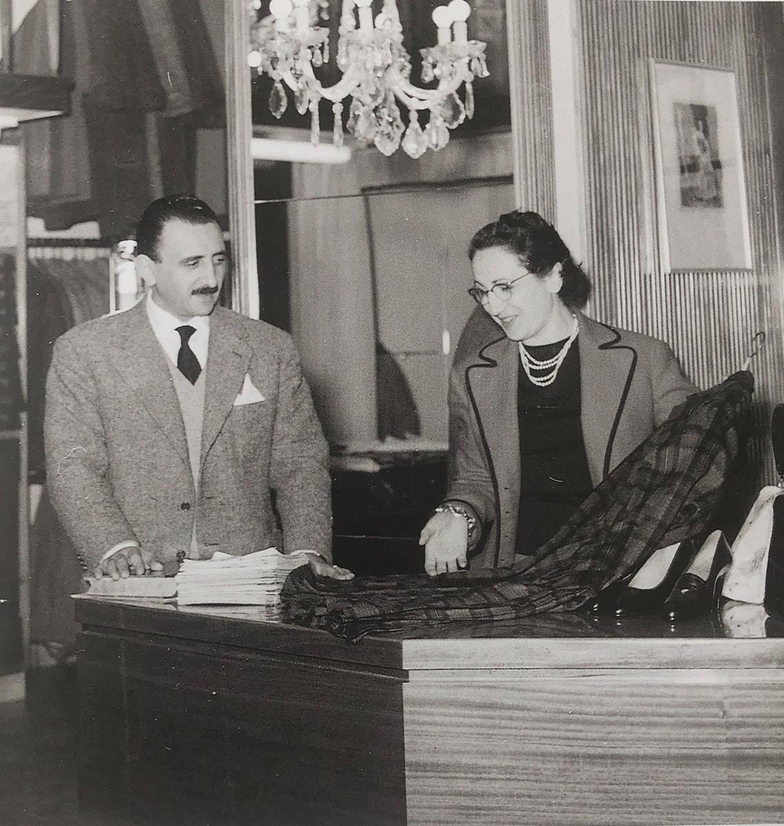 1963 - Pietro e Licia Ratti
