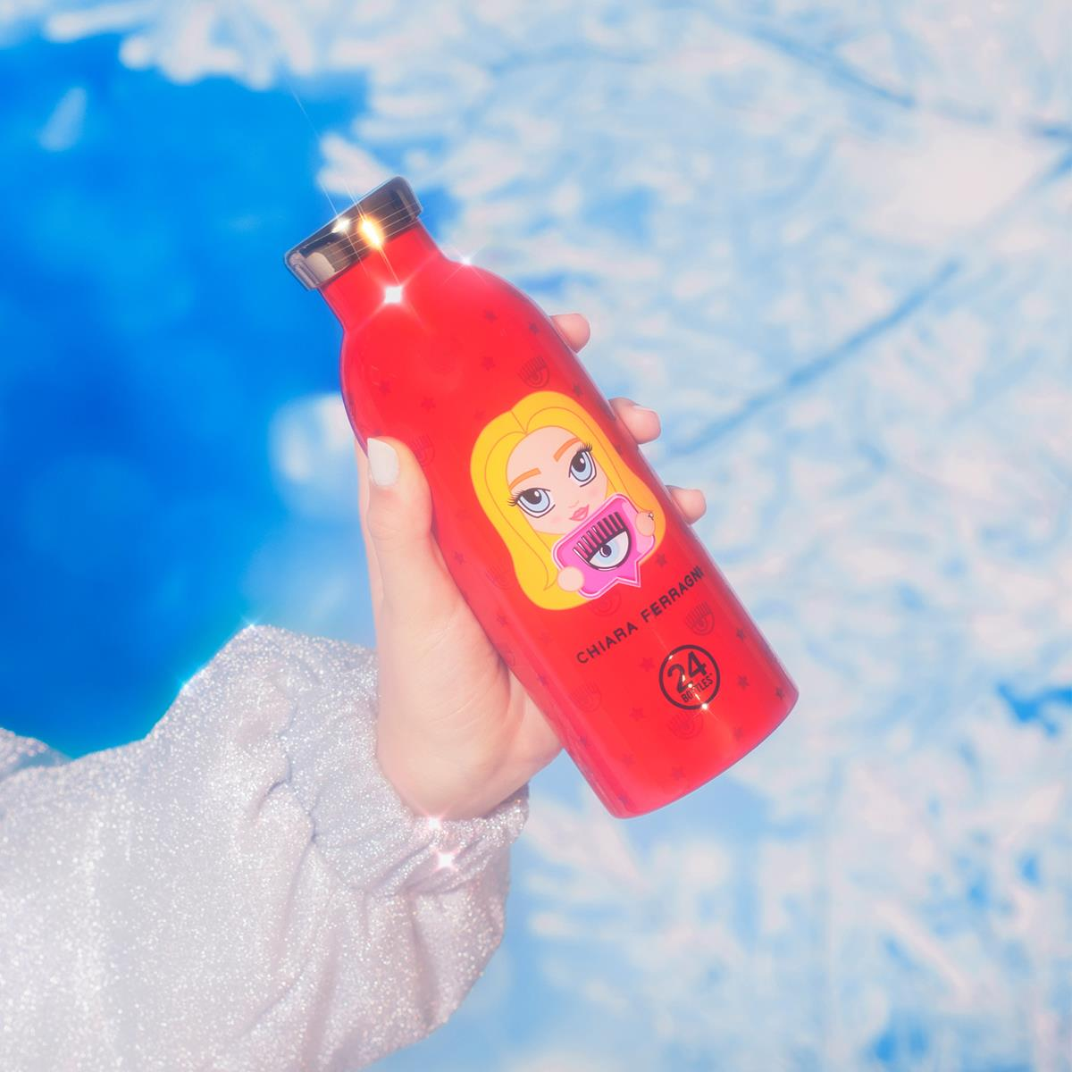 24bottles chiara ferragni bottiglia termica borraccia