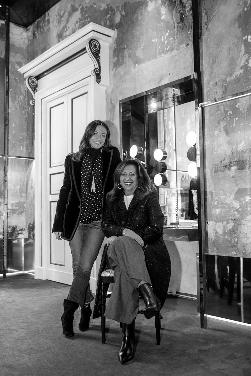 Silvana e Matilde Ratti
