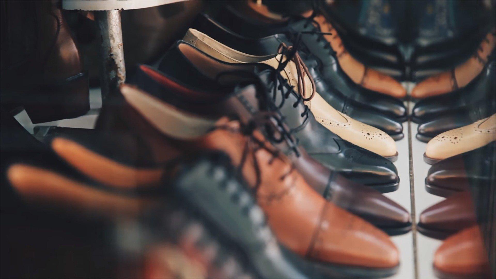 calzature da uomo made in italy