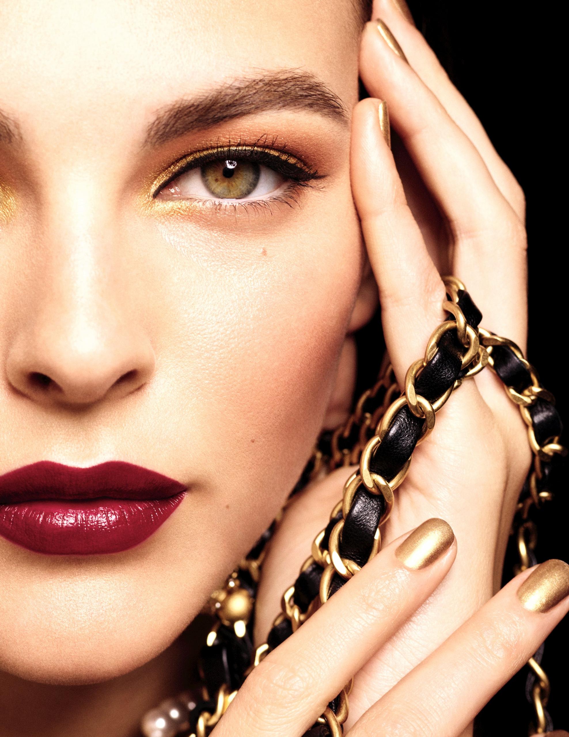 chanel make-up natale