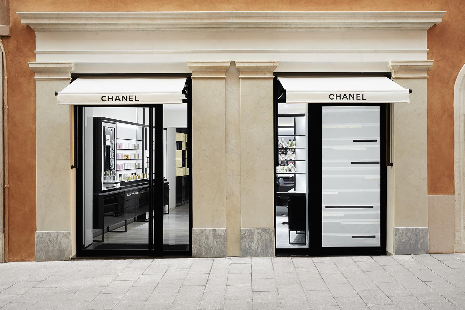 chanel virtual beauty service