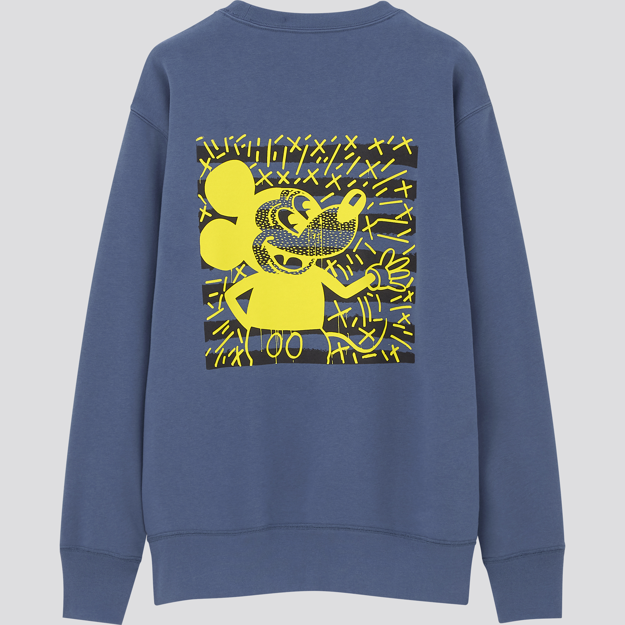 disney mickey mouse keith haring