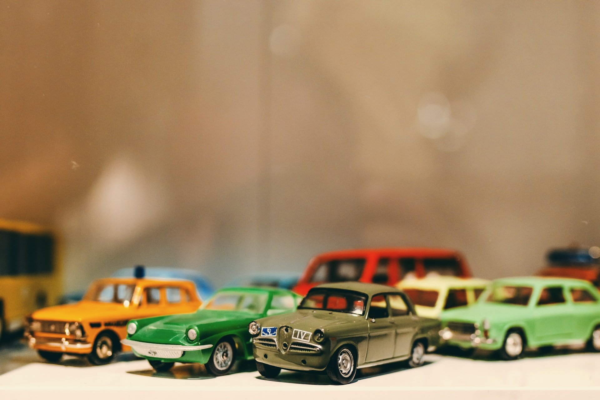 automobiline d'epoca