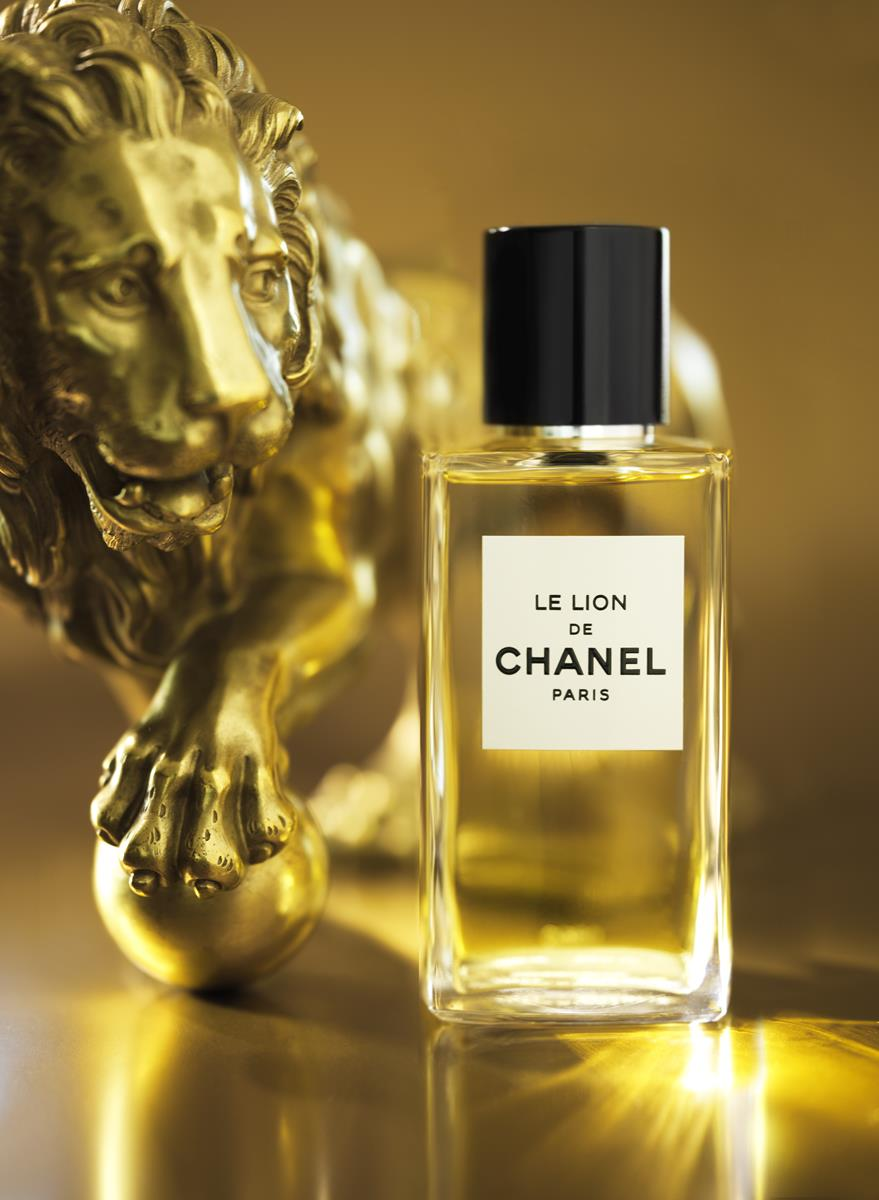 chanel lion profumo fragranza