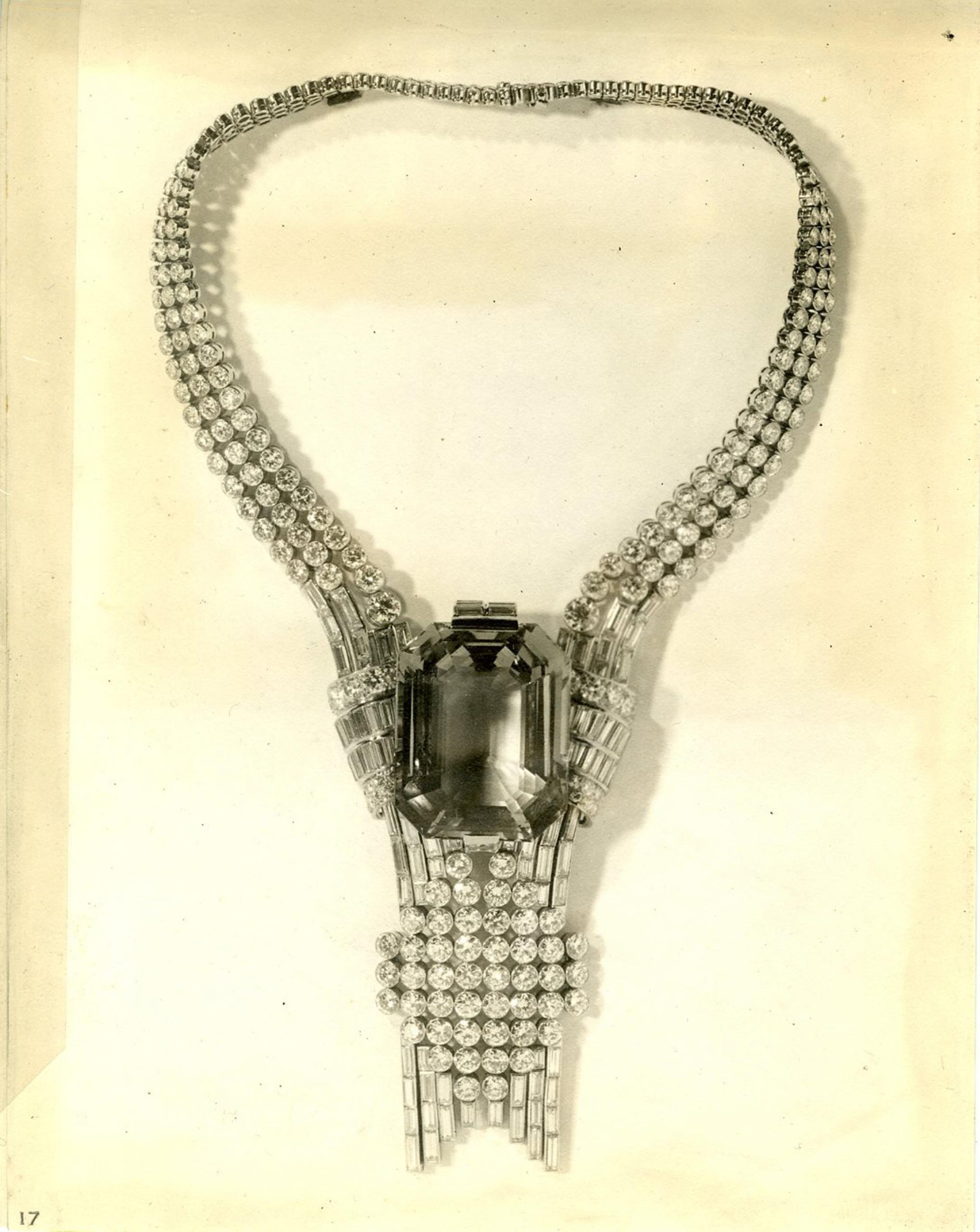 gioielli diamanti costosi collana tiffany