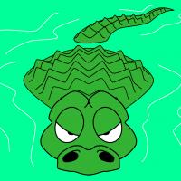 il coccodrillo come fa testo video canzone per bambini zecchino d'oro