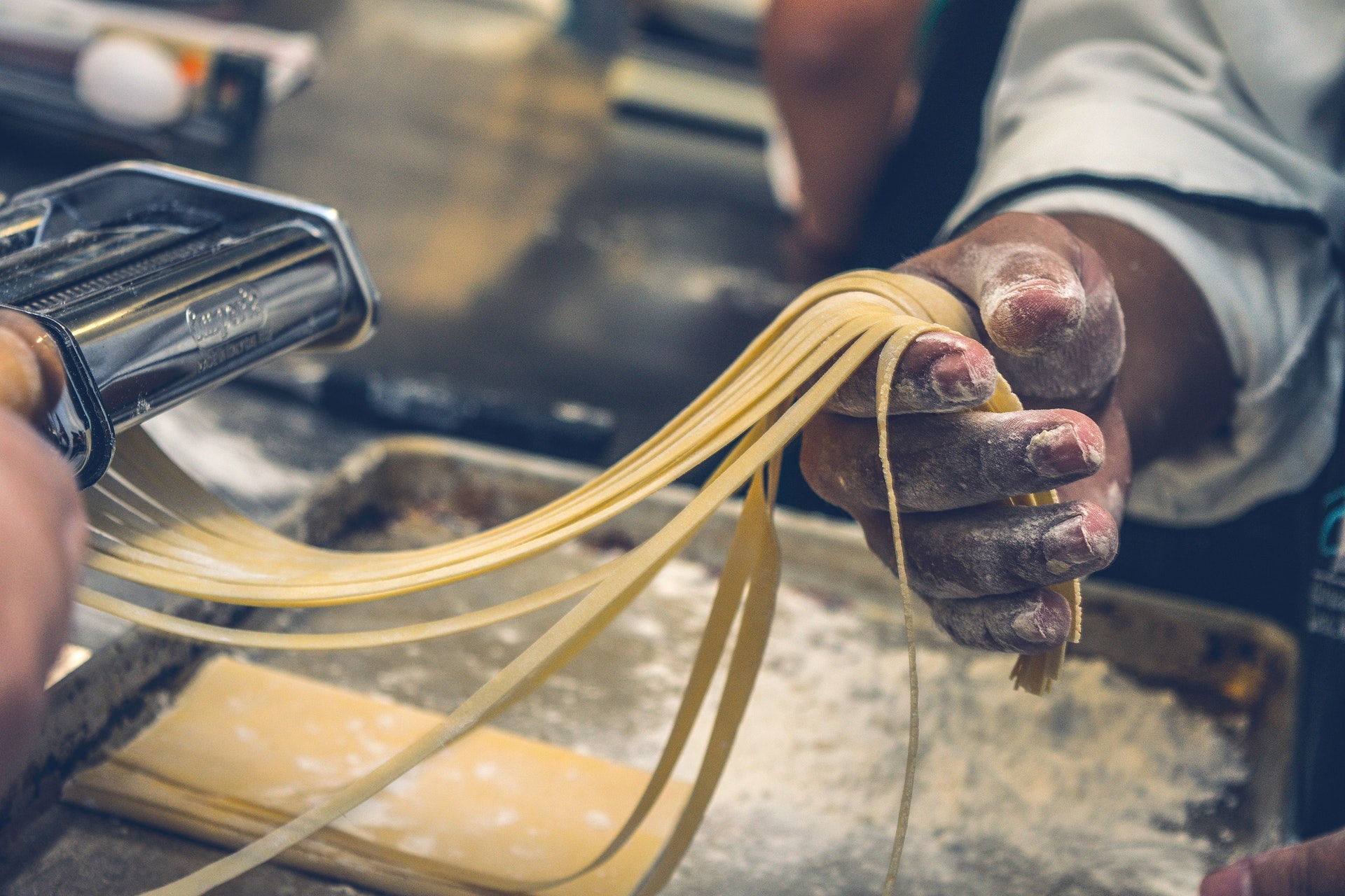 macchinari per la pasta