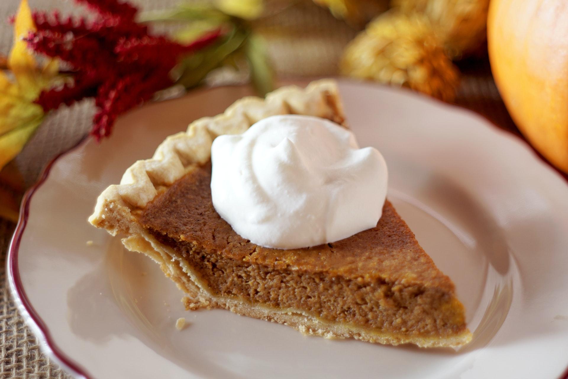 pumpkin pie ricetta originale