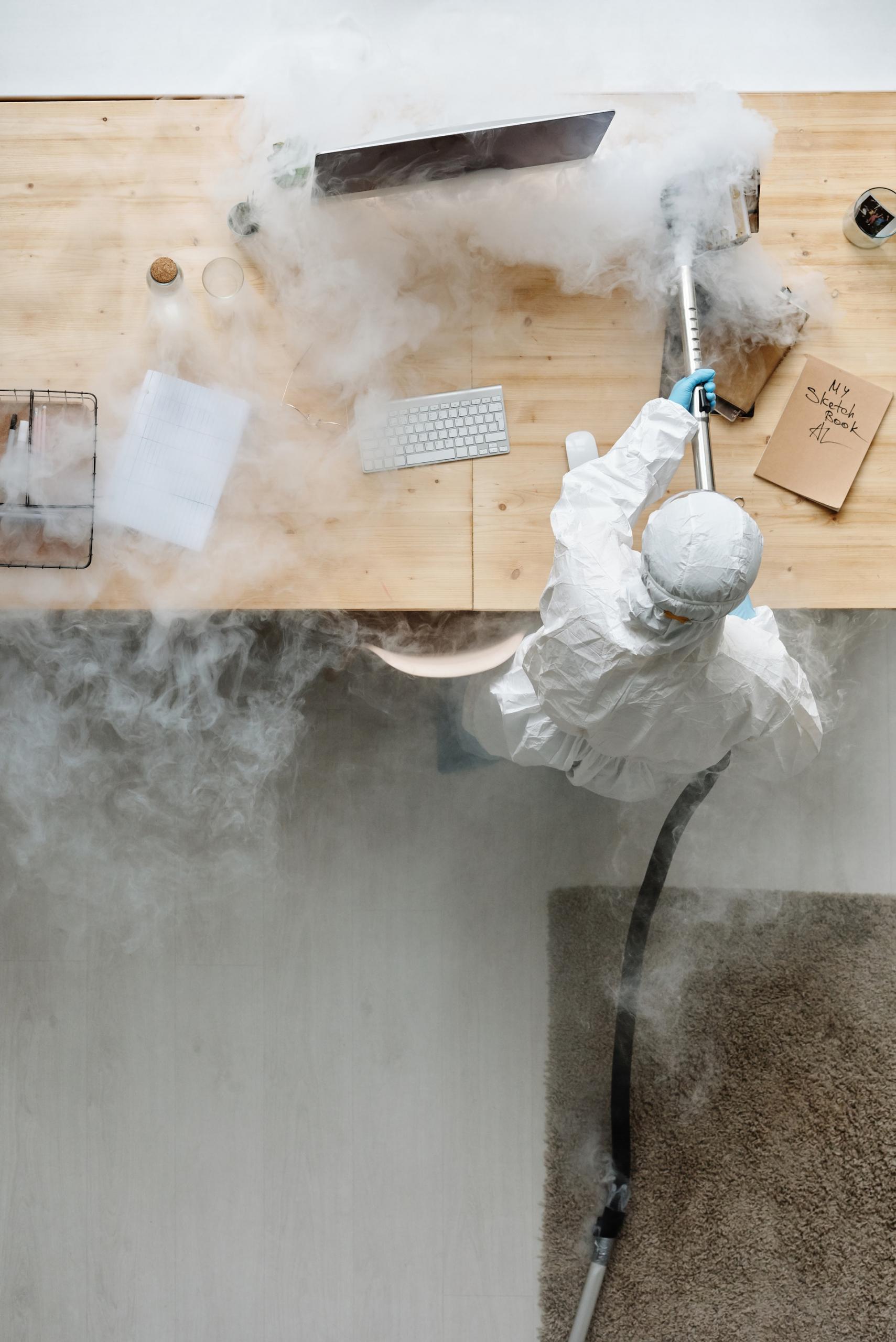 sanificatori ozono