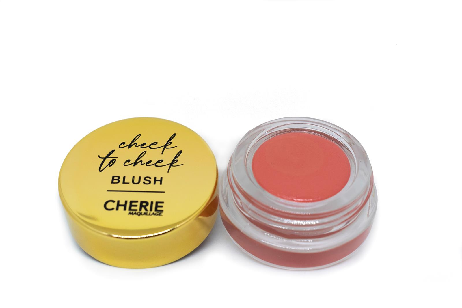 Check to Check Blouge Cherie Maquillage