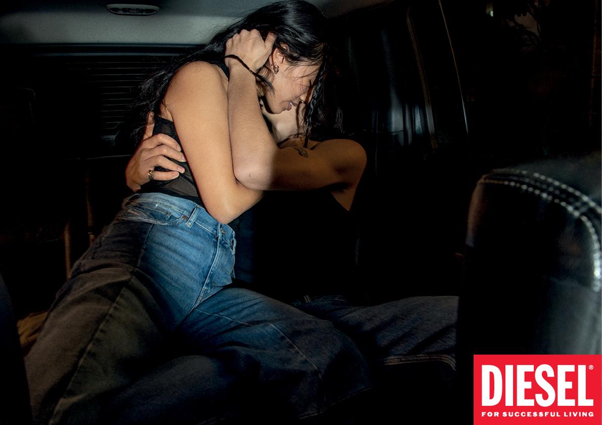 campagna pubblicitaria diesel
