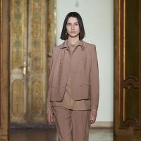 cividini donna autunno inverno milano fashion week