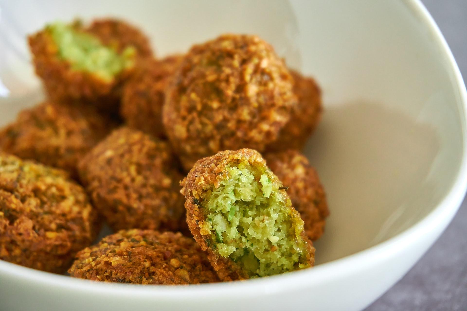 falafel ricetta semplice veloce preparazione e ingredienti