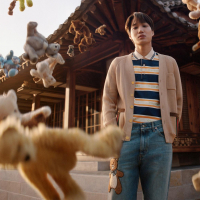 kai gucci capsule collection music band exo pop