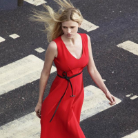 lara stone testimonial capsule collection alessandro dell'acqua x elena mirò photo
