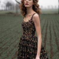 luisa beccaria collezione donna autunno inverno milano fashion week