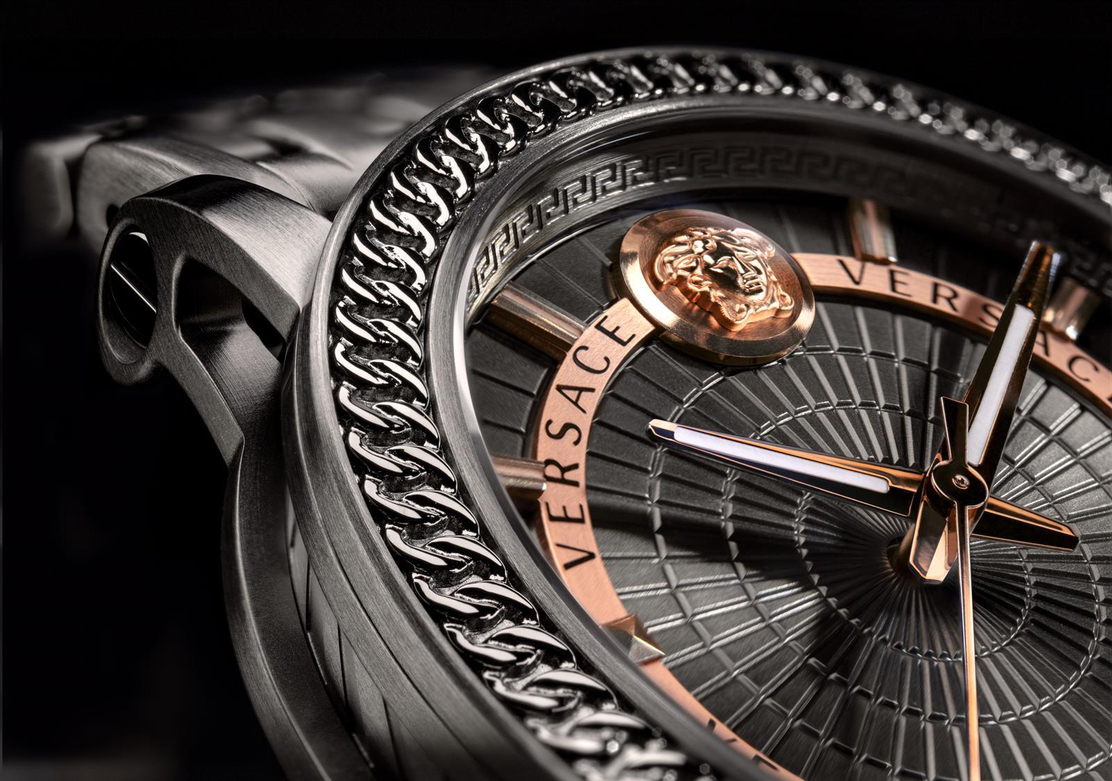 nuovo orologio versace