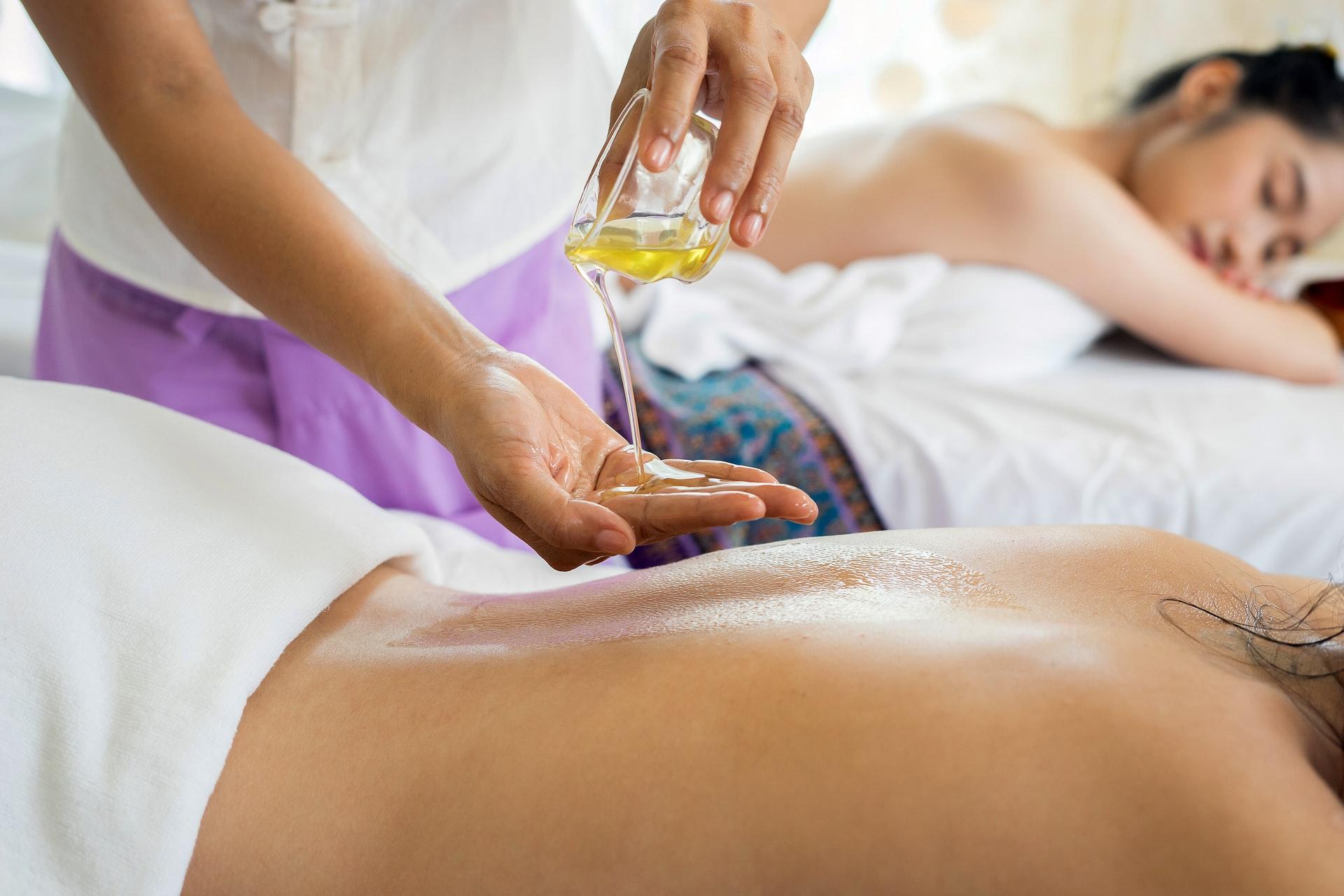 oli massaggio