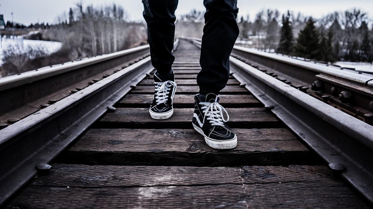 scarpe comode per passeggiare
