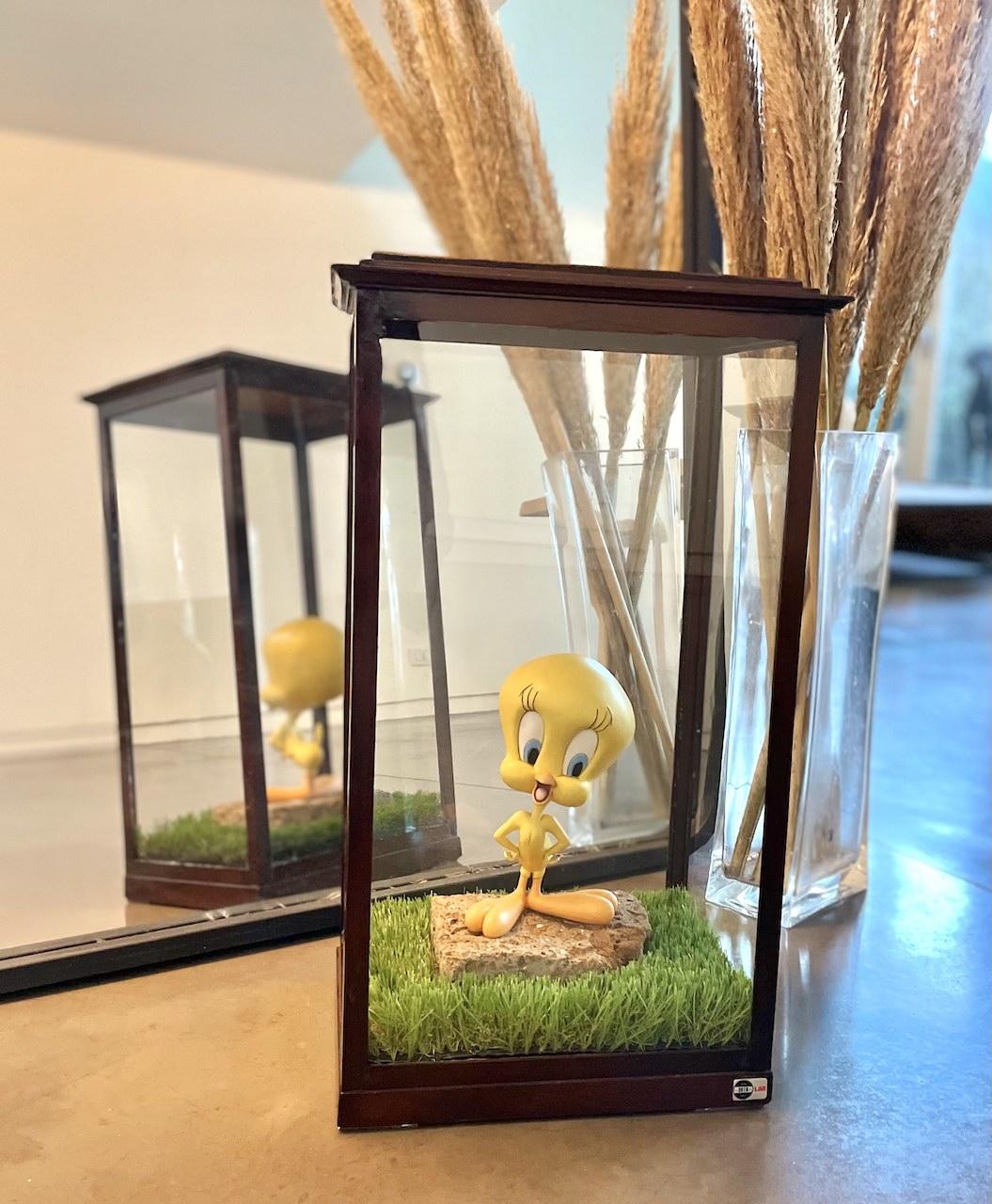 tweety scultura design pezzo da collezione 2010 limited edition