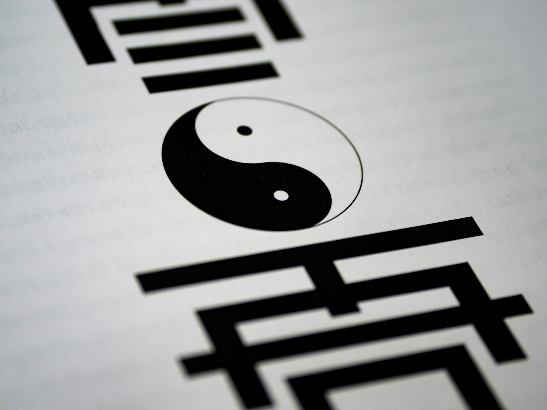 yin e yang significato segreti