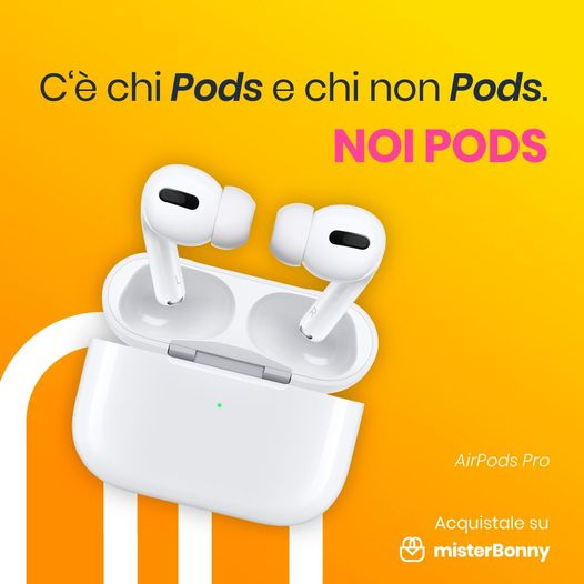 airpods in offerta speciale